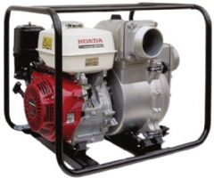 Honda WT40 Trash Water Pump in Carry Frame WT40